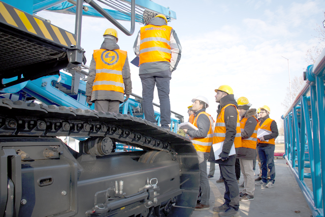 Safety Course - Machinery Directive Treviiicos