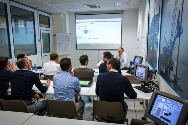 DMS course for the Soilmec Technical Product Managers Treviiicos