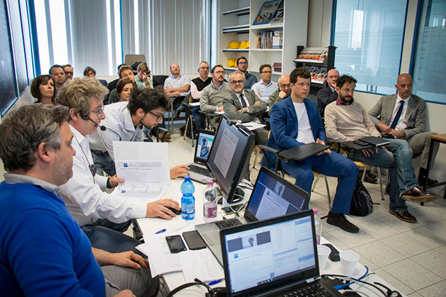 A two-day webinar on Deep Foundations Technologies in Cesena Treviiicos